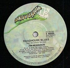 (JIM MORRISON/ DOORS -Roadhouse Blues/ Albinoni: Adagio)-H7-7