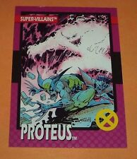 Proteus  # 44 - 1992 Marvel X-men Series 1 Base Impel Trading Card