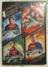 4 Film Favourites - Superman (DVD, 2008) Brand new