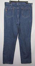 CINCH 40 X 34 Denim Blue Locker Stock Five Pocket Jeans Men's