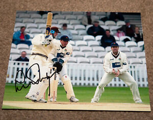 Graham Thorpe (Surrey & England Cricket) In-Person SIGNED 10x8 Photograph!
