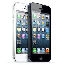 Apple iPhone 5 Black or White - 16GB 32GB 64GB - GSM Unlocked *Refurbished*