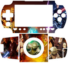 SONY PSP 1000 FAT SKIN STICKER DECAL COVER STAR WARS #2