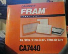 Fram Extra Life Air Filter Ca7440 (Af26324) Pa4046 (53007386)