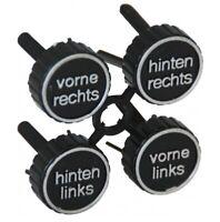 Universal Radmerker-Set 4-teilig Reifenmarkierer Felgenmakierer
