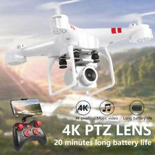 Clone DJI Phantom 3!Drone 4K Camera WIFI FPV 6-Axis Gyro Headles Mode Quadcopter