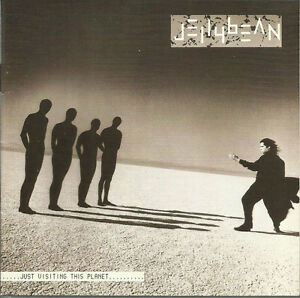 Jellybean: [Made in USA 1987] Just Visiting The Planet           CD