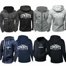 Dallas Cowboys Hoodie Men's Sweater Spring Unisex Football Training Hooded