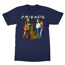 FRIENDS Style Scooby Doo Men's T-Shirt
