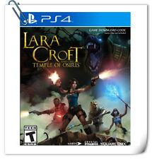 PS4 SONY PlayStation4 LARA CROFT AND THE TEMPLE OF OSIRIS Square Enix Action