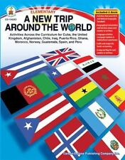 A New Trip Around the World : Activities Across the Curriculum Geography
