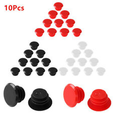 10 Plastic Bicycle Handlebar Bar End Plugs Handle Bar Grip Cap for Mountain Bike
