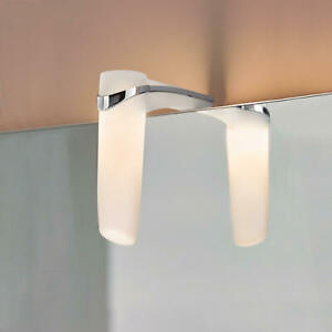 LED Spiegelleuchte Klemmleuchte Aufbauleuchte Calma Uno - 3 Watt 140LM - IP44