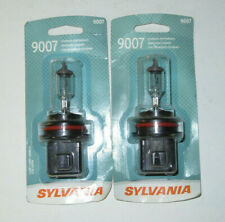 (2) New Sylvania 9007 HB5 65/55W Bulb Head Light Dual Beam Replace Stock Lamp
