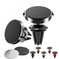 New 360 Degree Magnetic Mobile Phone Holder Air Vent Mount Car Bracket Stand