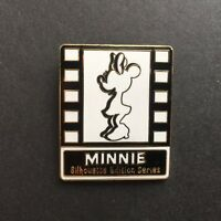 WDW Silhouette Edition Series Minnie Mouse Disney Pin 7134