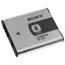 New OEM Sony NP-BK1 Camera Battery for S780 S750 S950 S980 W190 W370 W180