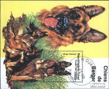 Chad nuevo Bloque 1999 (edición completa) usado 1999 perros