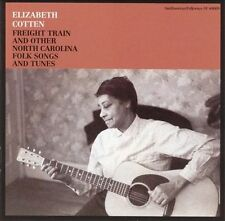 Freight Train And Other North Carolina Folk Songs and Tunes by COTTEN,ELIZABETH