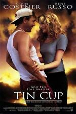 TIN CUP - 27x40 D/S Original Movie Poster One Sheet 1996 Kevin Costner Rare