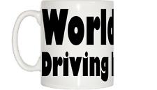 World's Best Driving Instructor Mug