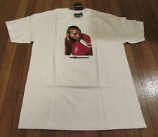 The Hundreds x Rocky Clubber Tee T-Shirt Size Medium White Brand New NWT Mr. T