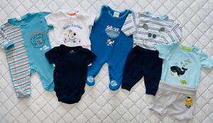 BabyKleidung PaketGr.50/56 Junge Bekleidung