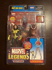 Marvel Legends - Toy Biz KITTY PRYDE New in Package 2006