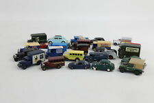 JOB LOT Vintage Die-Cast Toy Model Cars Inc. Dinky, Matchbox & Corgi Playworn