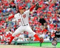 "Stephen Strasburg Washington Nationals MLB Action Photo (Size: 8"" x 10"")"