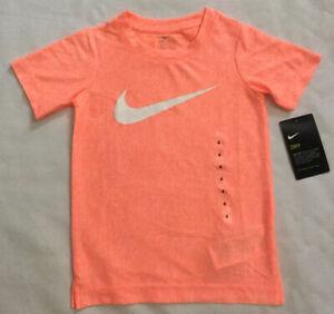 NWT Boy's Nike Dri-Fit Shirt Top 86F223 Size 6  MSRP $20