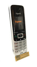 Gigaset s850 parte móvil para s850 s850a + 2x nuevas baterías top!!!