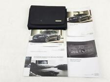 2014-2018 MK1 Audi A1 8X OWNERS MANUAL BOOK