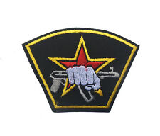 Russian KGB Patches Russia's warriors ARMY MORALE embroidery HOOK PATCH SH  920