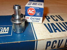 'NOS' AC PCV Valve CV736C......OEM for Corvette, Camaro, Chevelle, Chevy...