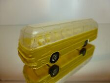 HAMMER #1 M.A.N. AUTOBUS COACH BUS - YELLOW L11.0cm - FAIR CONDITION