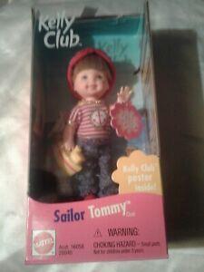 Barbie Kelly Club Sailor Tommy