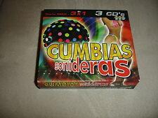 Cumbias Sonideras Serie max 3 X 1 ( 3 CD SET ) UPC 681010603728