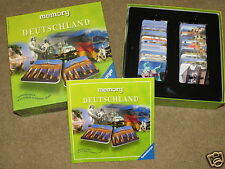 Excellent Ravensburger Deutschland Memory - tile matching game in German