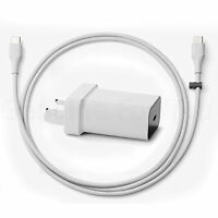 Genuine Google Pixel XL 18W Type C to C Mains Wall Travel Charger Adapter UK