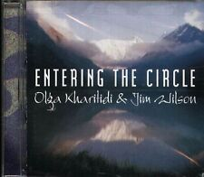 Olga Kharitidi Jim Wilson  Entering the Circle - CD NEW