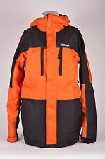 2016 NWT MENS THIRTYTWO BLYTHE SNOWBOARD JACKET $230 L orange 2L