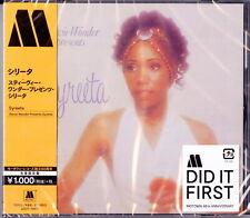 SYREETA WRIGHT-STEVIE WONDER PRESENTS SYREETA-JAPAN CD Ltd/Ed B63