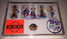 Spice Girls 1997 Spiceworld Taiwan OBI Cassette Tape with Promo Insert Sealed