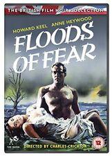 FLOODS OF FEAR Howard Keel Anne Heywood DVD in Inglese NEW .cp