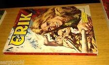 ERIK #  9 - COLLANA MISTER X - MARZO 1970 - EDIZIONI ALHAMBRA-SX36