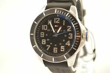 Tommy Hilfiger 1791070 Black Silicone Men's Watch
