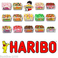 HARIBO 1 X FULL TUB PARTY FAVOURS TREATS SWEETS WHOLESALE CANDY BOX KID