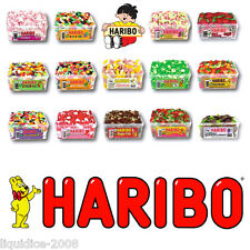 1 X FULL TUB OF HARIBO PARTY FAVOURS EASTER TREATS SWEETS DISCOUNT CANDY BOX