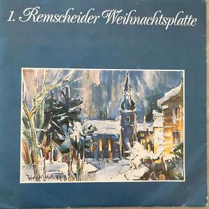 1. REMSCHEIDER WEIHNACHTSPLATTE - Karlheinz Böhm (EP CON 70989 / NM)